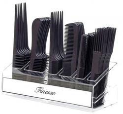 Acrylic Comb Stand