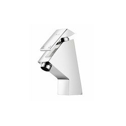 Single Lever Basin Mixer With 450mm Braided Hoses