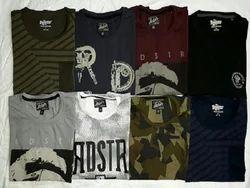 Branded Surplus Stock lots Men's T Shirts Genuine Surplus