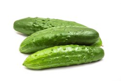 A Grade Green Fresh Cucumber, Gunny Bag, 20 Kg