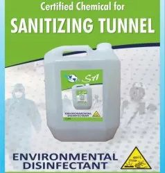 Chemical For Sanitizing Tunnel