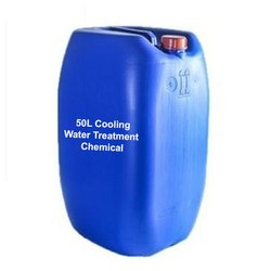 Liquid 50L Cooling Water Treatment Chemical, Grade Standard: Industrial Grade, Packaging Type: Plastic Can