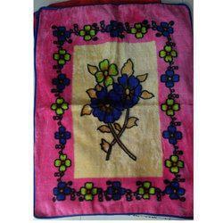 Baby Flower Printed Blanket