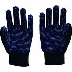 Full Fingered Men Hand Gloves, Size: 6 inches