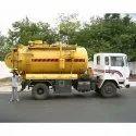 2000 Liter Sewer Suction Machine