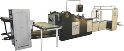 Square Bottom Paper Bag Making Machine Manufacturer In India