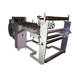 Semi Automatic Carry Bag Making Machines
