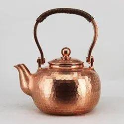 Copper Tea Pot for Home