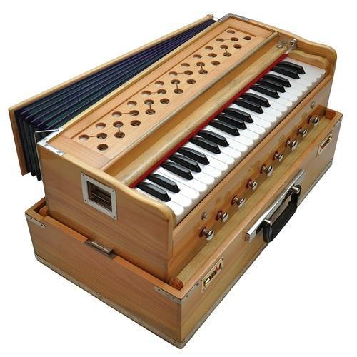 Hand Pumped Musical Harmonium at Rs 12500 /piece ...