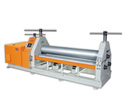 SS Plate Rolling Machine