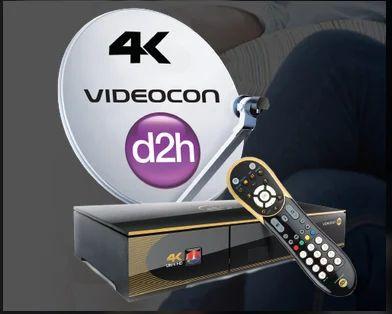 Videocon D2h Dth