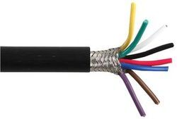 Multicore Shielded Flexible Cable