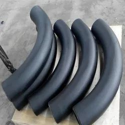 Carbon steel long radius bends