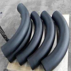 Carbon steel long radius bends