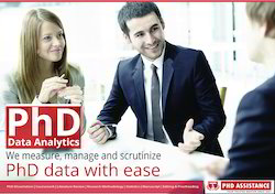 PhD Dissertation Data Analysis Services