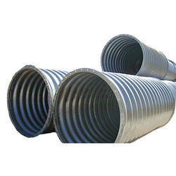 Corrugated Steel Pipes at Best Price in India