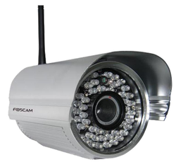 IP Based Wireless Cameras