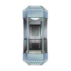 Gearless Traction Elevator
