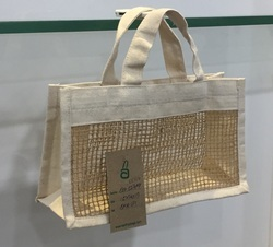 Earthyybags Custom Jewelry Shopping Bag, Size/Dimension: Custom
