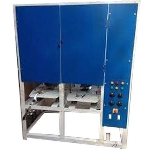Double Die Paper Plate Making Machine, Voltage: 220 V