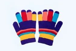Colorful Woolen Gloves