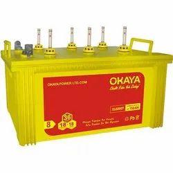 150 Ah Okaya Tubular Battery, Usage: Home