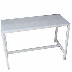 Mild Steel Rectangular Perforated Metal Work Table