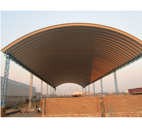 Mill Trussless Roof Manufacturer From Pune
