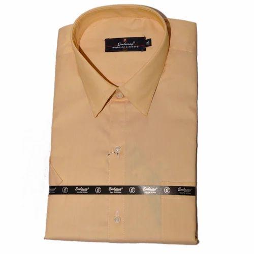 Mens Cotton Office Shirt