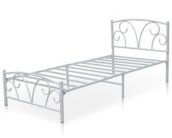 Single Steel Bed