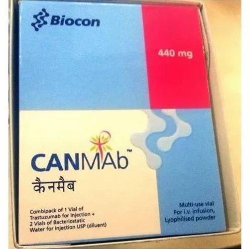 Canmab Injection, Packaging Type: Box