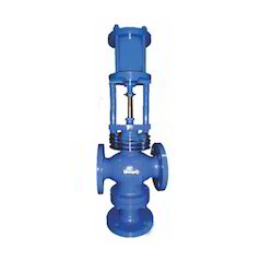Thermic Fluid Valve - 3 Way Control Valve