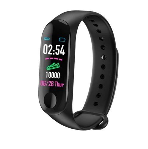 Rce M3 Plus Color Ips Screen Smart Sport Fitness Bracelet