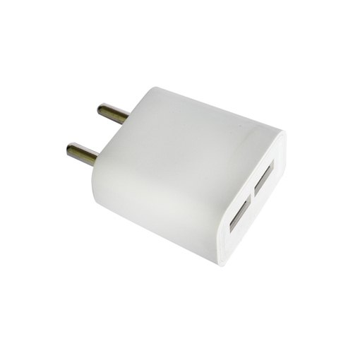 White Phone Charger Cabinet