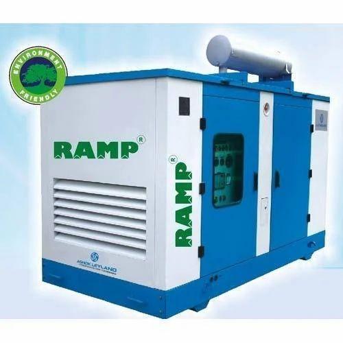 Diesel Generator - 160 KVA Diesel Generator Manufacturer