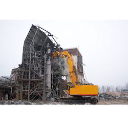 Chemical Plants Demolition Services