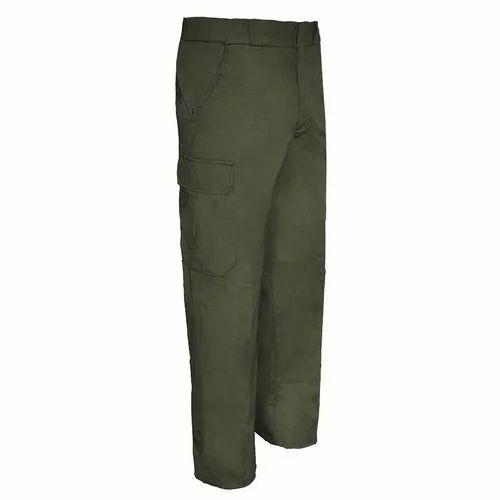 Mens Casual Cotton Pant, Size: Xl