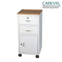 Carevel Deluxe Plus Medicine Side Cupboard