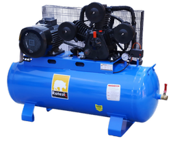 RA100S 15 HP Single Stage Air Piston Compressor