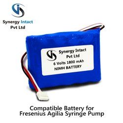 Fresenius Agilia Syringe Pump NIMH Battery