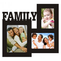 Mdf Sublimation Family Photo Frame, for Decoration, Rectangular