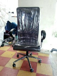 Black Rewaling Chair