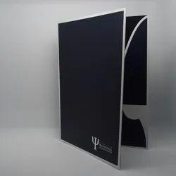 Multiple Presentation Folder Printing Service