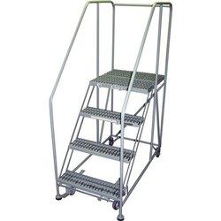 Stainless Steel Ladder Pharmaceutical / Chemical Industry, Material Grade: Ss 304