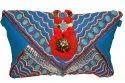 Embroidered Banjara Clutch Bag