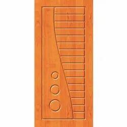 Decor Doors Upto 6.5 Feet DD19 Membrane Hinged Door