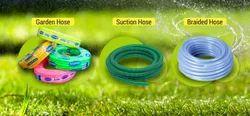 PVC Hose Pipes, Garden Hose, Suction Hose, Braided Hose