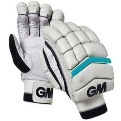 Velcro Polyurethane GM Cricket Gloves, Size: Full