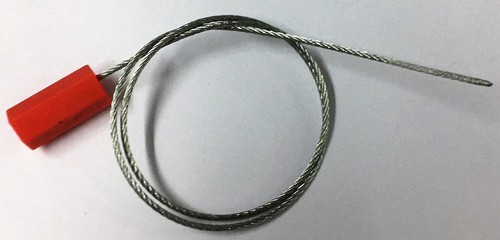 Wire Lock Seal at Rs 25 /number | Security Seals | ID: 16399740448