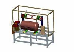 LPG Cylinder Welding Automation